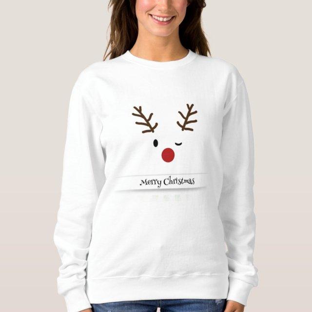 Rudolf Merry Christmas