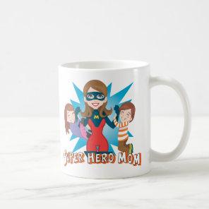 Super Hero Mum Coffee Mug