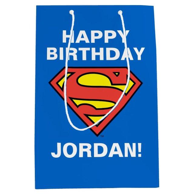 Superman Gift Bag