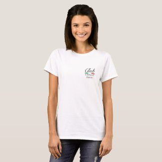 T-Shirt Club Cavallo Italian Collection