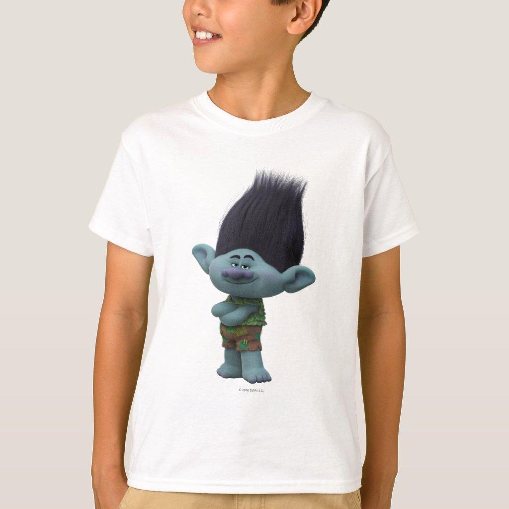 Trolls | Branch - Smile Sweatshirt
