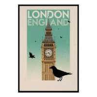 UK. England, London Poster