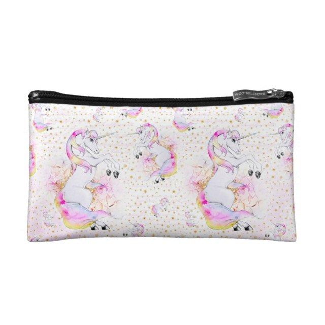 unicorns makeup bag