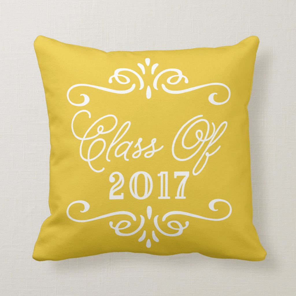Vintage Yellow | Graduation