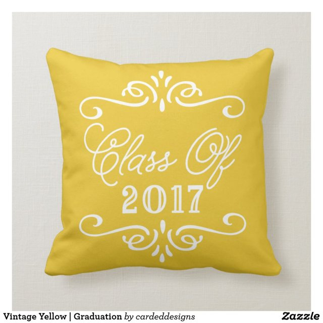 Vintage Yellow | Graduation