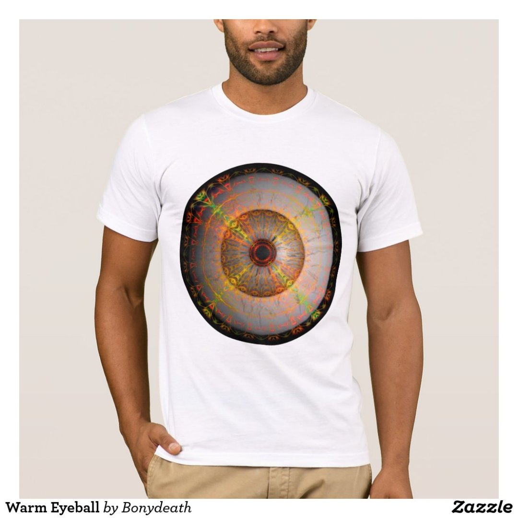 Warm Eyeball T-Shirt