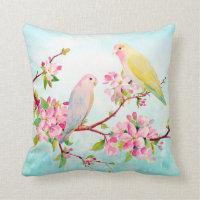 Love Birds Cushion