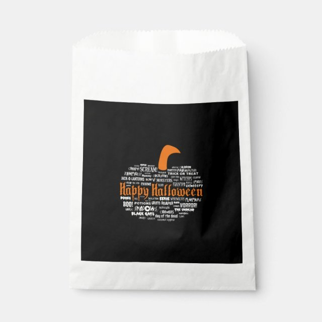 What Is Halloween? Halloween Favour Bags