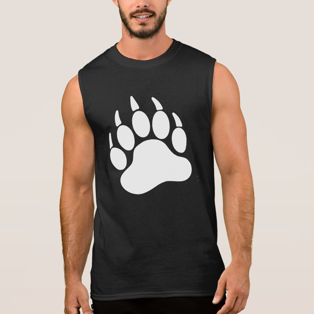 White Bear Pride Bear Claw (L)