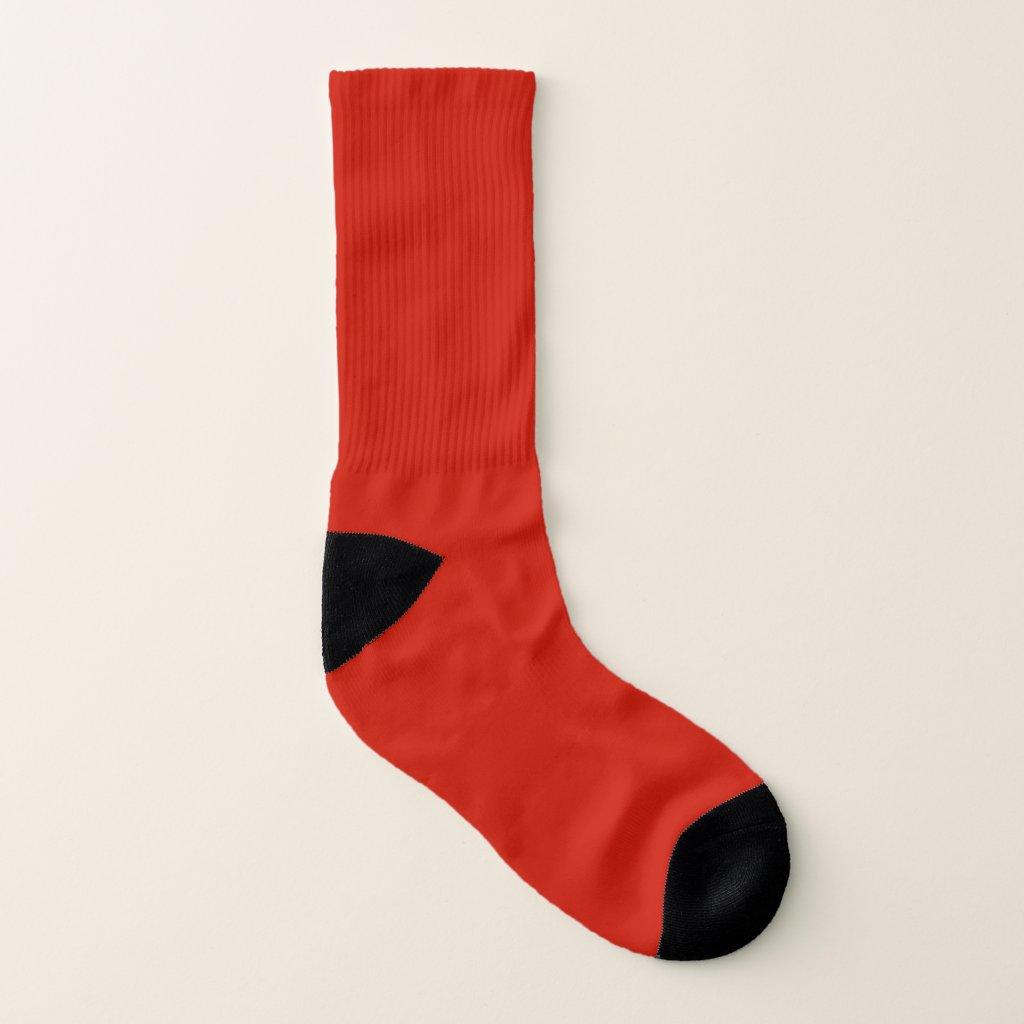 Will You Be Mine Valentine Wedding Party Socks
