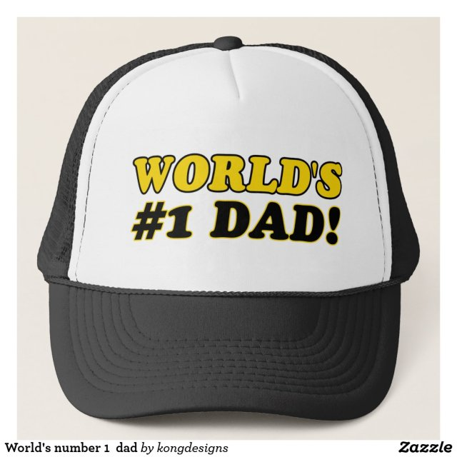 World's number 1 dad