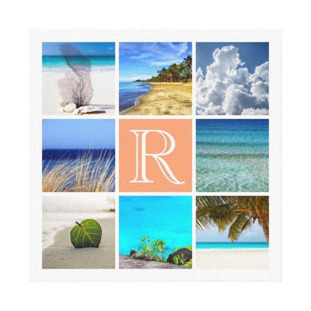 Photos Collage Canvas Print
