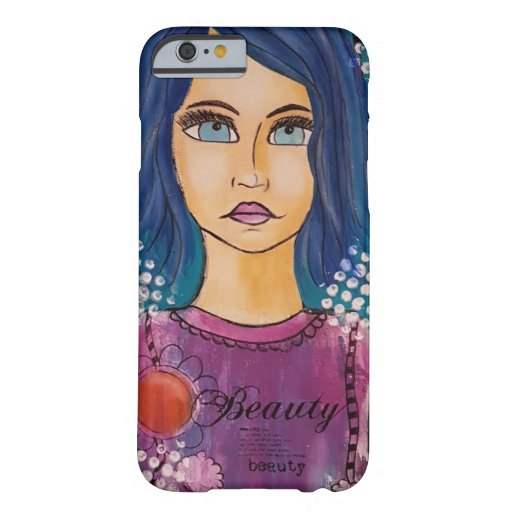 A Thing of Beauty Barely There iPhone 6 Case
