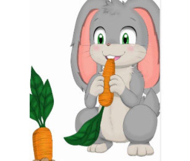 Carrot Lovers Postcard