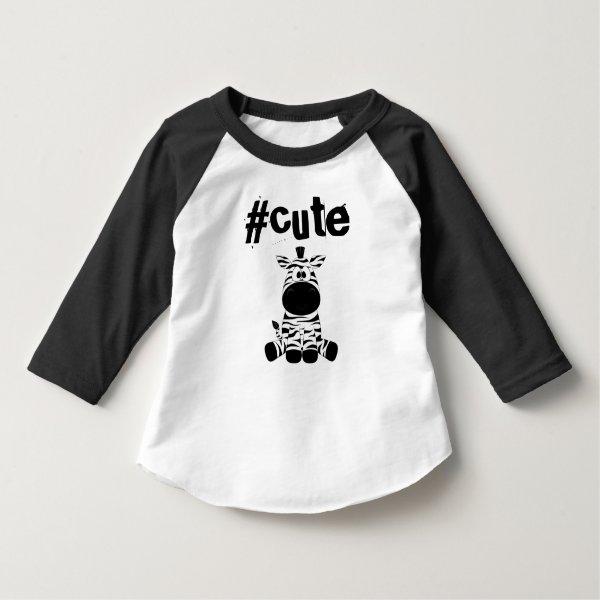 Cute hashtag tshirt