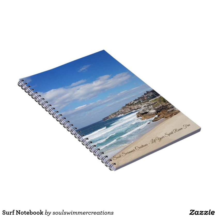 Surf Notebook