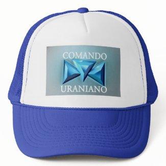 LINHA COMANDO URANIANO hat