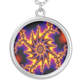 12th Theory - Fractal Necklace necklace