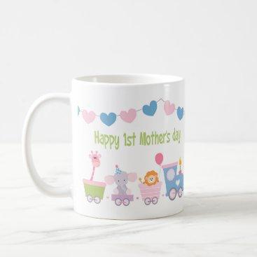 1st Mother's Day White 11 oz Classic White Mug