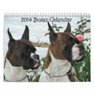 2014 Boxer Calendar