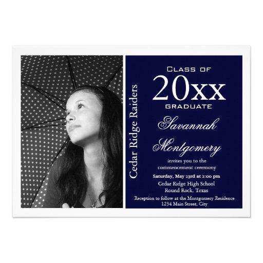 Hs Graduation Announcements