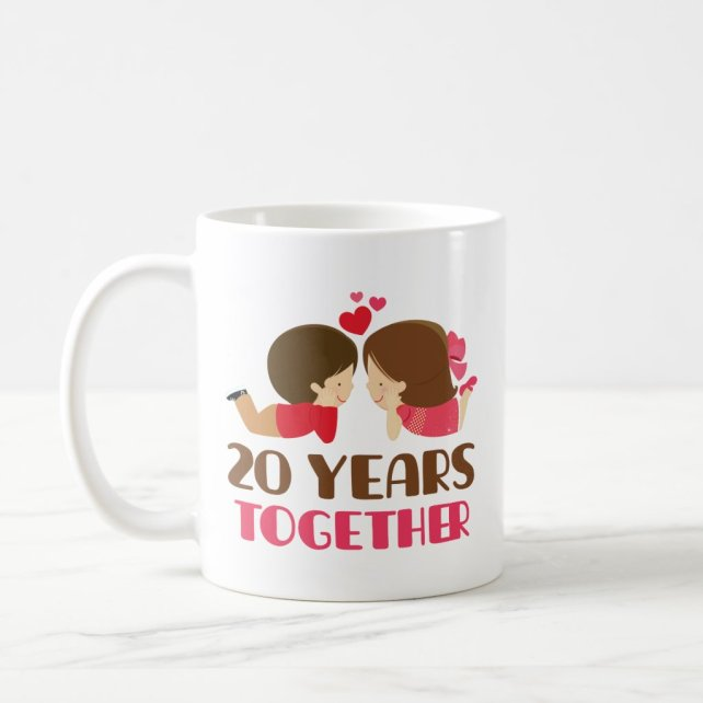 20th Anniversary Gift For Her