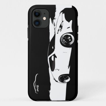 370Z Side View iPhone 11 Case