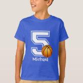 5th Birthday Boy Soccer Personalized 2 T Shirt Zazzle Com