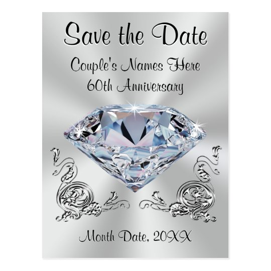 Personalised Save Date Cards