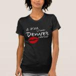 A KISS From DENVER Colorado CITY T-Shirt