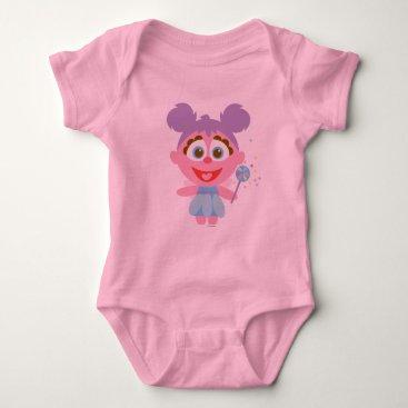 Abby Cadabby Baby Baby Bodysuit