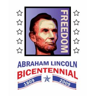 Abe Lincoln - Bicentenial Seal shirt