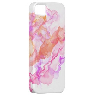 Abstract Fractal Smoke iPhone 5 Covers
