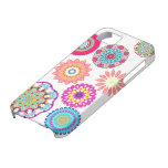 Abstract mandala floral pattern iphone cases casemate cases