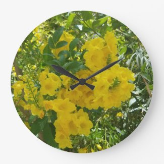Abundant Blessings Clock