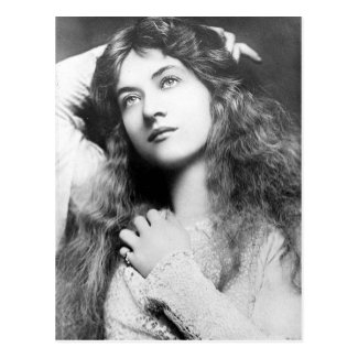 Actress Maude Fealy Postcard