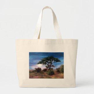 African Moon Bag bag