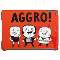 AGGRO Boys don't fear! iPad Air Cover