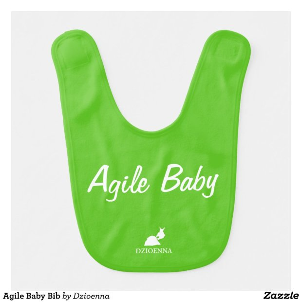 Agile Baby Bib