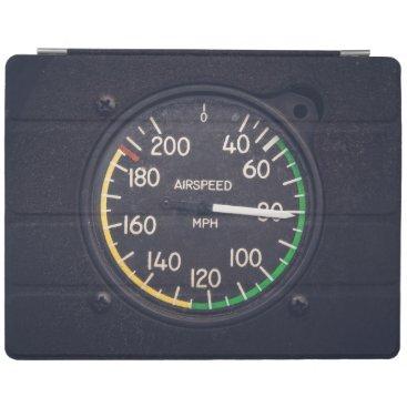 Airspeed Gauge iPad Smart Cover