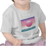 Alabama Airbrush Sunset t-shirts