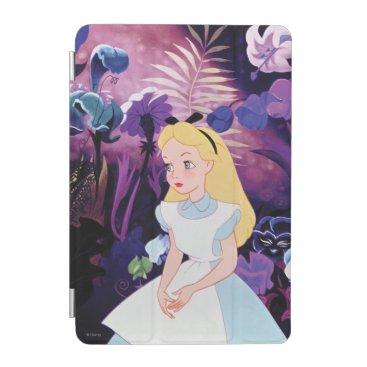 Alice in Wonderland Garden Flowers Film Still iPad Mini Cover