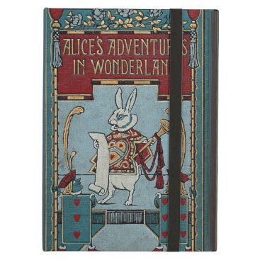 Alice In Wonderland The Deck Of Cards iPad Air Case