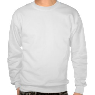 All I want for Christmas is for it to be over! Pullover Sweatshirts