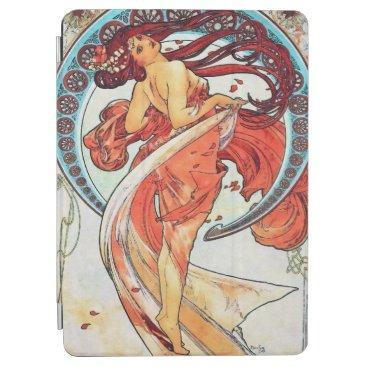 Alphonse Mucha Dance Vintage Art Nouveau Painting iPad Air Cover