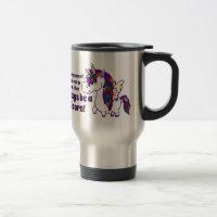 Always Be A Unicorn Travel Mug