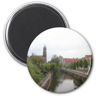 Amberg Fridge Magnet