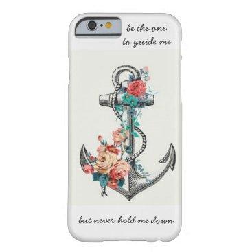 Anchor iPhone 6 case