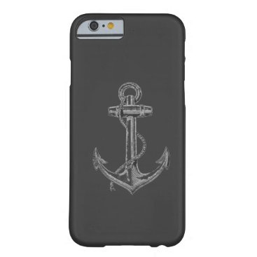 Anchors Away! Barely There iPhone 6 Case