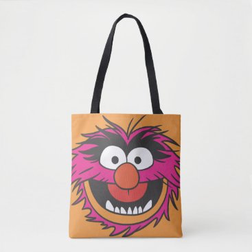 Animal Head Tote Bag
